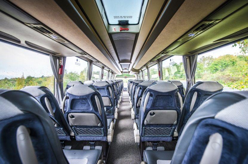 Transport touristique / Transport réceptif